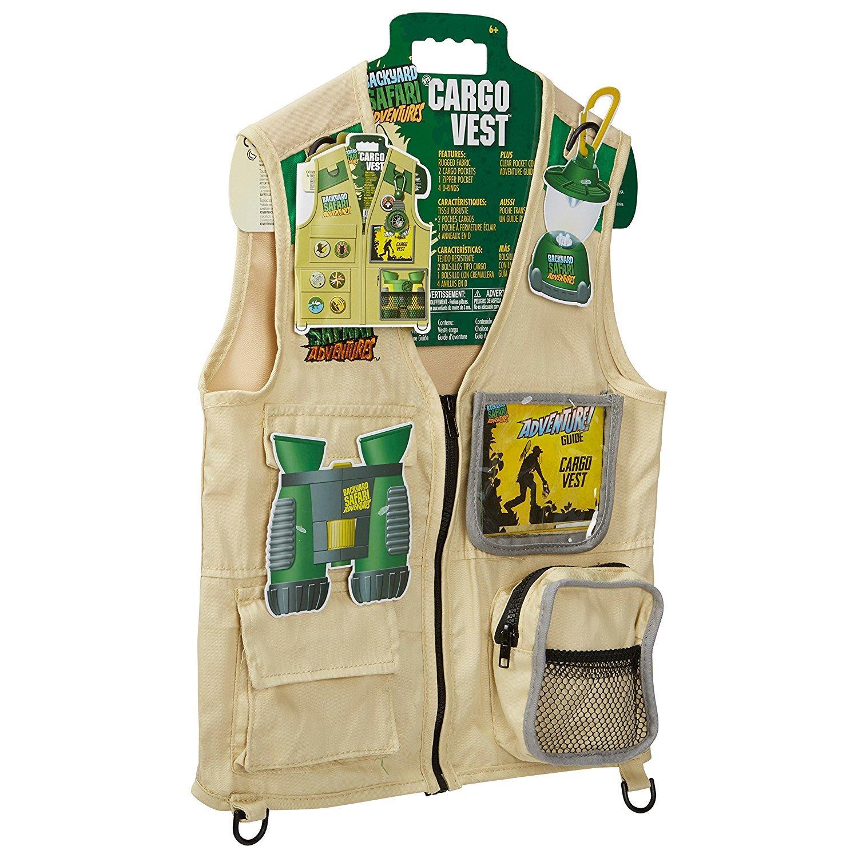 Backyard Safari Adventures Cargo Vest