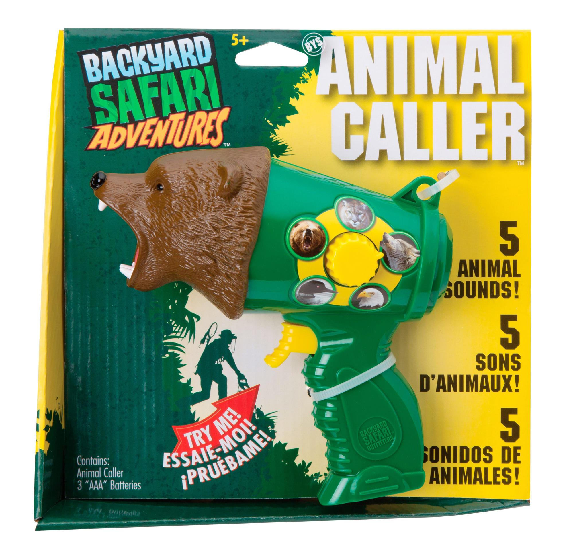 Backyard Safari Adventures Animal Caller