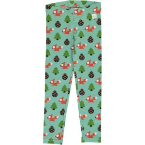 AW19 Maxomorra Busy Squirrel Leggings