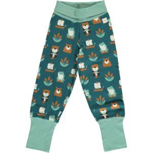 Aw19 Maxomorra Lake Life Rib Pants