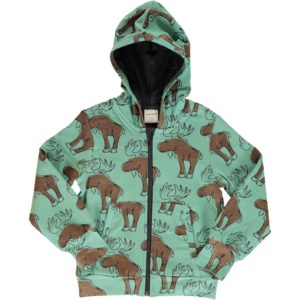 AW19 Maxomorra Mighty Moose Hooded Cardigan