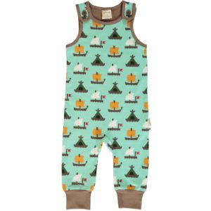 Aw19 Maxomorra Raft Race Playsuit