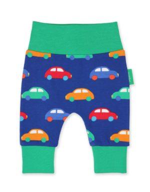 Toby Tiger Car Print Yoga Pant