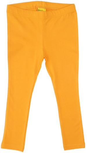 More Than A Fling Orange Leggings
