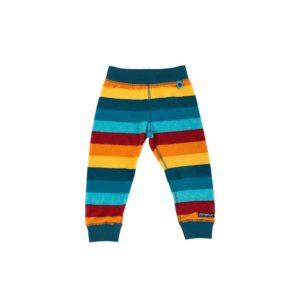 Villervalla Marina Stripe Fleece Pants