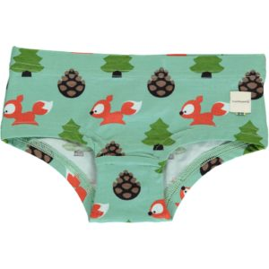 AW19 Maxomorra Busy Squirrel Hipster Briefs