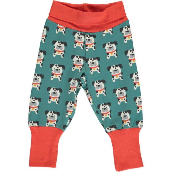 Aw19 Maxomorra Dalmatian Buddy Rib Pants