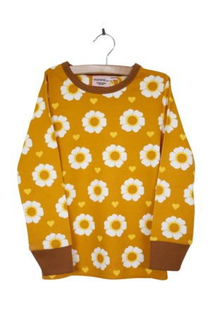 AW19 Moromini 70's Flower Long Sleeve Top