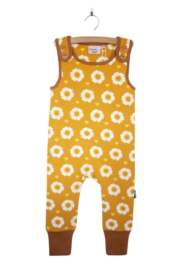 AW19 Moromini 70's Flower Playsuit