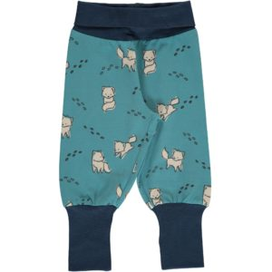 Aw19 Maxomorra Arctic Fox Rib Pants