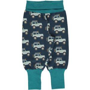 AW19 Maxomorra Jeep Adventure Rib Pants