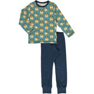 AW19 Maxomorra Lively Lynx Pyjamas