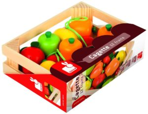 Janod 12 Fruits Crate