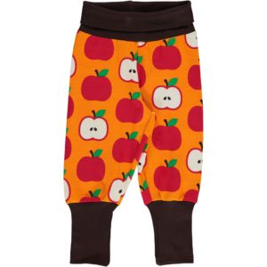 AW19 Maxomorra Classic Apples Rib Pants