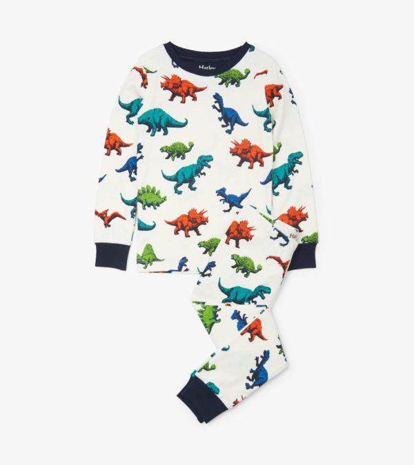 Hatley Dino Herd Organic Cotton Pyjamas