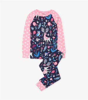 Hatley Nordic Forest Organic Cotton Pyjamas
