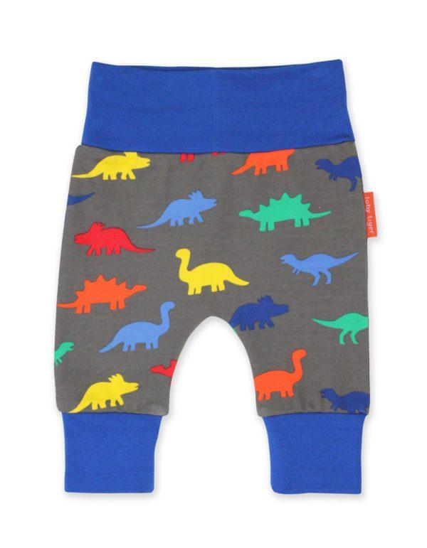 Toby Tiger Dinosaur Print Yoga Pants