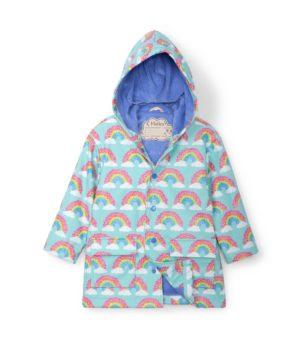 Hatley Magical Rainbows Waterproof Raincoat