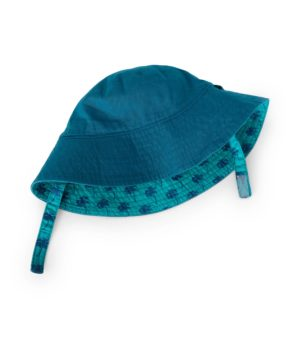 Hatley Tropical Palms Reversible Sun Hat