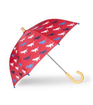 Hatley T Rex Silhouette Umbrella