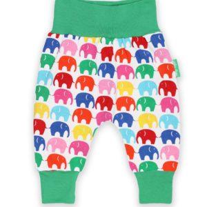 2020 Toby Tiger Multi Elly Print Yoga Pants