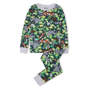 SS20 Hatley Jungle Safari Organic Cotton Pyjamas