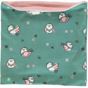 AW19 Maxomorra Little Sparrow Velour Lined Tube Scarf