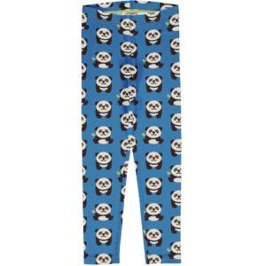 SS20 Maxomorra Playful Panda Leggings