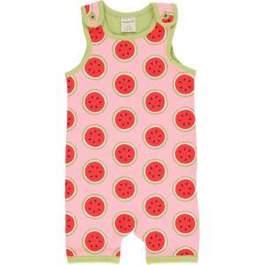 SS20 Maxomorra Watermelon Print Short Playsuit