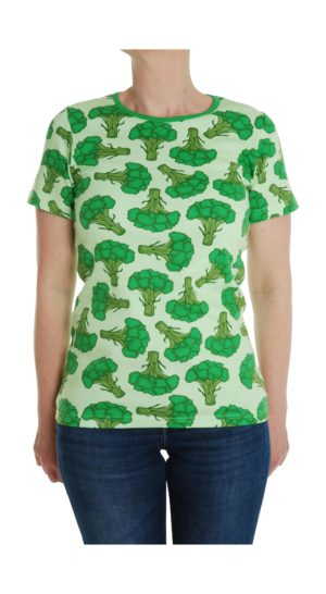 SS20 Duns Of Sweden Broccoli ADULT Short Sleeve Top