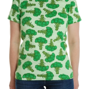 SS20 Duns Of Sweden Broccoli ADULT Short Sleeve Top