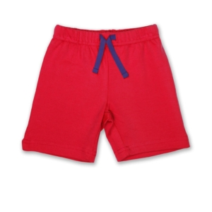 Toby Tiger Red Shorts