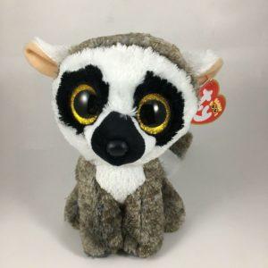Ty Beanie Boo Linus the Lemur