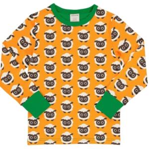 SS20 Maxomorra Classic Sheep Print Long Sleeve Top