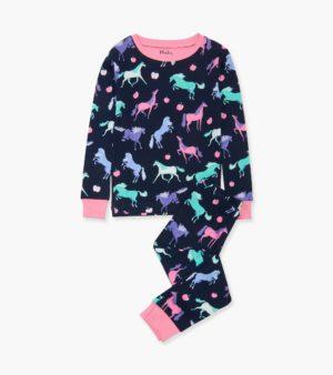 AW20 Hatley Happy Horses Organic Cotton Pyjamas