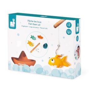 Janod Fish Them All Bath Toy