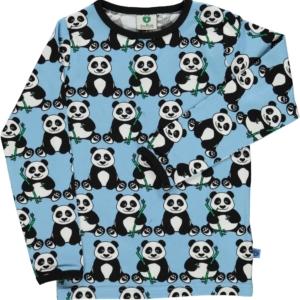 AW20 Smafolk Air Blue Panda Long Sleeve Top