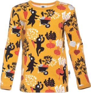 Paapii Ochre Harvest Dance Uljas Shirt