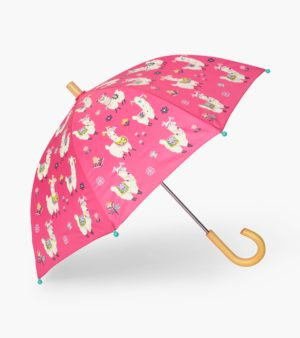 AW20 Hatley Pretty Alpacas Umbrella