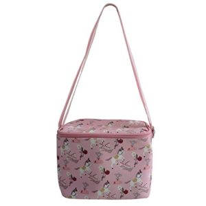 Powell Craft Pink Pony Lunch Bag Cooler bag
