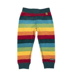 Villervalla Athens Stripe Fleece Pants