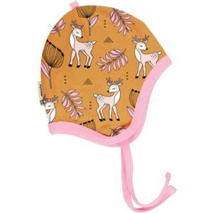 AW20 Meyadey Poppy Deer Helmet Hat