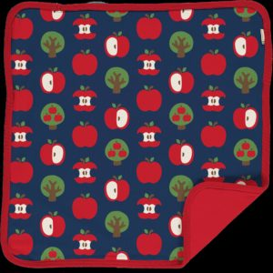 AW20 Maxomorra Apple Print Cushion Cover