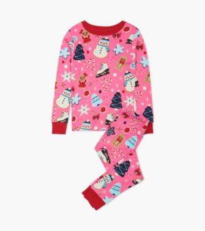 AW20 Hatley Sugar Rush Organic Cotton Pyjamas
