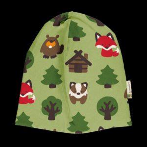AW20 Maxomorra Green Forest Velour Hat