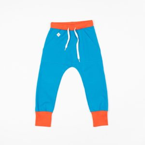 Alba of Denmark Methyl Blue Mason Pants