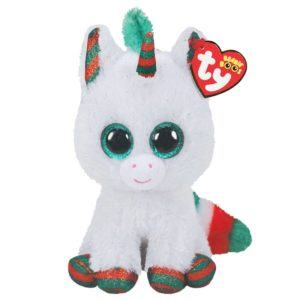 Ty Beanie Boo Snowfall the Unicorn