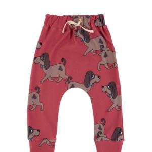 Dear Sophie Doggie Red Pants