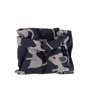 Dear Sophie Mouse Navy Snood