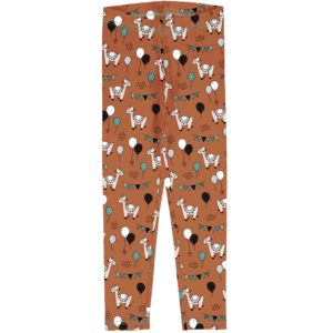 Meyadey Camel Party Leggings